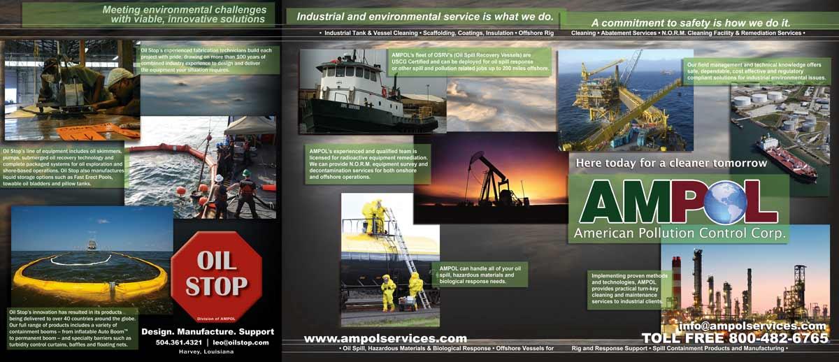 AMPOL Print Ad